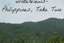 Traveling through the Philippines / Traveling the Philippines, where to go, what to do, things to see