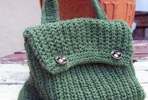 bags: sewing & crocheting bags / handmade bags