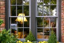 Exterior home ideas / by Jennifer Sullivan