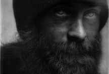 Beard coach / Growing a beard is more than just letting go of shaving and becoming a wildling. Its an art. All men should have role models! / by Patrick Meehan