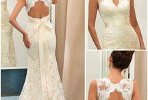 Wedding / Wedding dresses and stuff