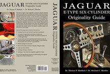 Jaguar E-Type Six-Cylinder Originality Guide Book
