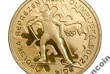 Олимпиада в Сочи монеты Sochi Olimpic coins
