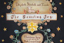 "Elizabeth Mitchell - The Sounding Joy / ""The Sounding Joy: Christmas Songs In and Out of the Ruth Crawford Seeger Songbook"" is a spirited collection of folk carols drawn from Ruth Crawford Seeger's 1953 songbook American Folk Songs for Christmas. Featuring Elizabeth Mitchell and a luminary list of her musical family, friends, and neighbors, this album celebrates the spirit of community and homespun traditions that existed in times before the commercialization of Christmas. #Folkways #Smithsonian #folk #Mitchell #holiday #Christmas"