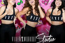 Vixen Workout Studio