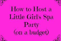 Lily's party ideas