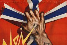 Political Propaganda Posters – A Forgotten Art Form