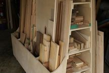 Woodworking Shop Ideas / by Juliska Medgyes-Hols