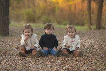 Triplet Photo Shoot