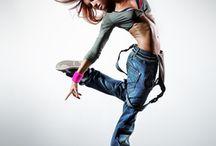 Mood board dance