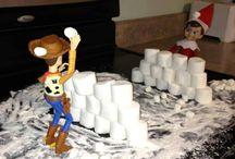 elf on a shelf / by Shantelle Nichol