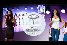 Miss Internatinal Hungary 2014