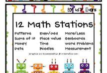 Preschool theme activities