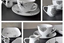 Malování - porcelán