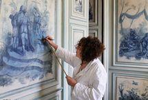 Murals & Chinoiseries
