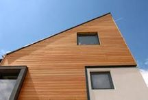 Home extension / Cladding types