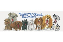 Paws to Read / Activities and craft ideas for Paws to Read Program