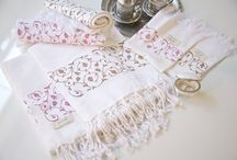 Weddings & Pestemals / Pestemal as gifts in weddings, how to use pestemal in your wedding, wedding ideas with pestemals...