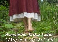 Tasha Tudor / I aspire to live like her. <3