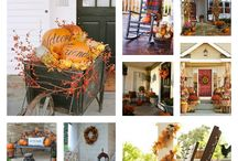 Decorating for Fall / by Misty Bubbles