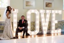 LOVE / Hire our 150cm high giant light up letters for weddings, engagements, christenings, Debs, corporate, parties...   The only 5ft LOVE sign rental - delivery available throughout Ireland