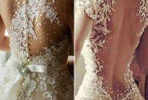 Svatební Šaty S Otevřenými Zády