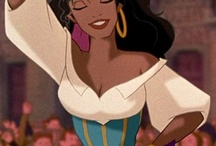 Esmeralda cosplay tutorials and references