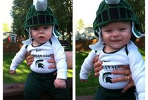 Future Spartans / We can't wait to see these future Spartans here on campus! / by MSUAA
