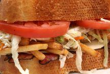 sandwich / by Minka Lepic