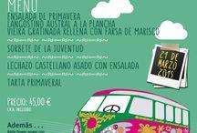COTILLÓN DE PRIMAVERA 2015 / El sábado 21 de marzo, damos la bienvenida a la primavera, con una espectacular fiesta. ¿te la vas a perder?
