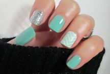 Jamberry Nails!!! / by Stefanie Danielson