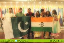 Harvard World Model United Nations (World MUN) Conference / The University of Lahore is one of the few universities in Pakistan which has participated in Harvard World Model United Nations (World MUN) Conference, South Korea,