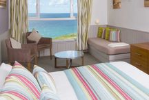 Bedrooms & Suites / Our spacious and light bedrooms offer modern furniture, ensuite bathrooms and everything you need for a fabulous stay.