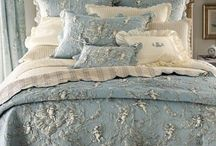 Decorating - Beautiful Bedding (to make or buy)