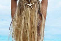 hairstyle on the Beach