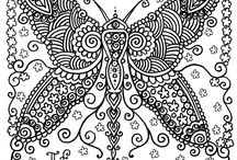 coloring pages I like