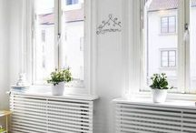 #Radiator covers / Cover up the radiators without loosing function.