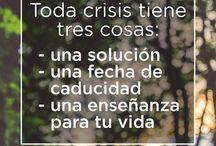"""""""Tipos de crisis y solución"""""""