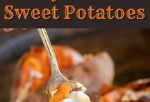 Things to do with sweet potatoes
