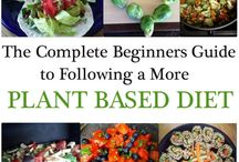 Healthy lifestyle / Plant based diet