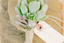 Tying the Knot : Flowers