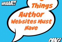 Author Promotion / Tips, tricks, advice, and general help for authors looking to sell their books. / by ThirdScribe