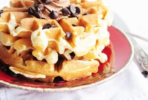 Waffles!  / by Katherine Latshaw