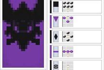 Minecraft banners