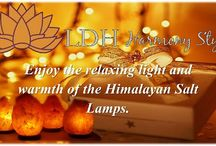 LDH Harmony Style / LDH Harmony Style specializes in Himalayan Salt lamps that help balance both home decor and your daily life.