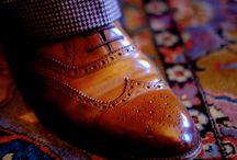 革靴・シーン