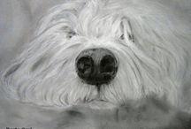 Kutya rajz
