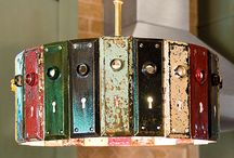 Cool Stuff Made Of Recycled Stuff! / by Catherine Drummond