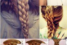 Acconciature / Idee e spunti per avere sempre i capelli in ordine con un pizzico di creatività