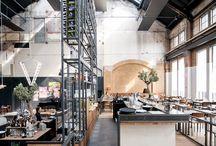 Bar + Restaurants